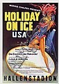 Poster: Holiday on lce