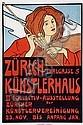 Poster: Zürcher Künstlerhaus