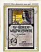 Poster: Becker's Weltgeschichte