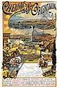 Poster: Chemins de fer Orientaux