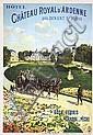 Poster: Château Royal d'Ardenne