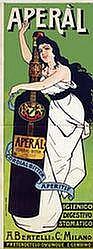 Poster: Aperàl (2-teilig)