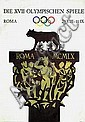 Poster: Olympische Spiele - Roma