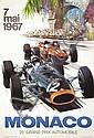 Poster: Grand Prix Monaco