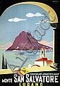 Poster: Monte San Salvatore