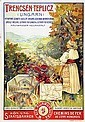 Poster: Trencsén-Teplicz