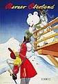 Poster: Berner Oberland