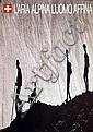 Poster: L'aria alpina l'uomo affina