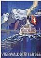Poster - Vierwaldstättersee