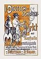 Poster - Mostmarkt St. Gallen
