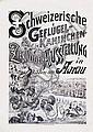 Poster - Geflügel-Ausstellung
