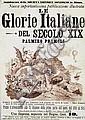 Poster - Glorie Italiane