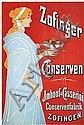 Poster - Zofinger Conserven