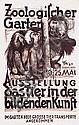 Poster - Zoologischer Garten