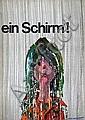 Poster - Ein Schirm