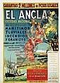 Poster - El Ancla