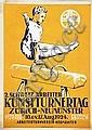 Poster - Kunstturnertag Zürich