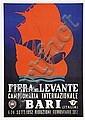 Poster - Fiera del Levante