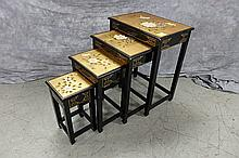 Asian Stacking Tables