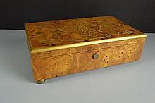 Small Table Top Reuge Music Box