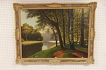 Chwala Oil on Canvas
