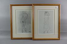 2 Gustav Klimt Prints
