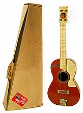 Elvis Presley Original 1950s/1960s Boxed Junior Guitar