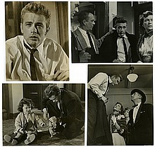 James Dean 1955 Rebel Without A Cause Photographs