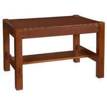 L & JG Stickley, Onondaga Shops library table, #342 48