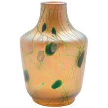 Steuben Glass Works Millefiori vase 2.5