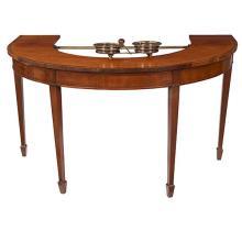 George III Period wine table 53.5