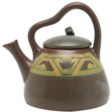 Lorinda Epply (1874-1951) for Rookwood Pottery teapot, #770 6.5