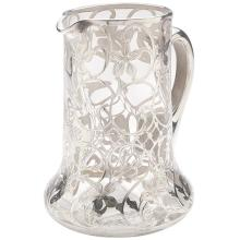 American Art Glass pitcher 7