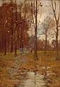 Gustav Wolff (German/American, b.1863)