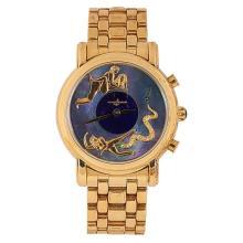 Ulysse Nardin erotic automated wristwatch face: 1 1/2