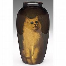 Rookwood vase E.T. Hurley #922D