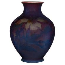 Sara Sax (1870-1949) for Rookwood Pottery Magnolia Branches vase, #2918B 9