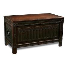 Walfred Thulin (1878-1949) blanket chest 43''w x 22''d x 24''h