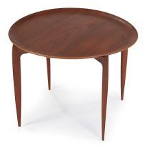 Fritz Hansen, designer unknown tray table 23.5