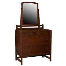 Limbert dresser, #477 3/4 35