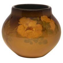 William Klemm for Rookwood Pottery Wild Rose vase, #911 5