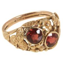 American Arts & Crafts lady's ring size: 5