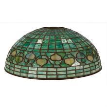 Tiffany Studios Leaf and Vine lampshade 16