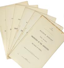 Victoria: Six reports of the Board for the Protection of Aborigines (1872-80)