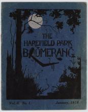 Harefield Park Boomerang (1918)