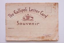 ROGERS: The Gallipoli Letter Card