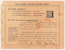 War Savings Pictures (200 stamps)