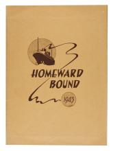 Homeward Bound 1943 [troopship souvenir]