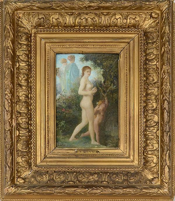 31: EMILE LEVY (FRENCH 1826-1890)