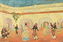 PEDRO FIGARI (ATTR) (URUGUAYAN 1861-1938)